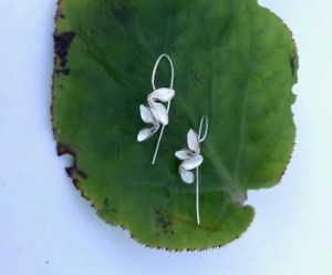 double-folded-petal-drop-earrings